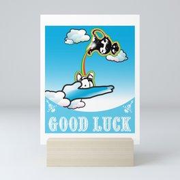 Good Luck Dub Bath Mini Art Print