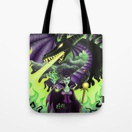 Mistress of All Evil Tote Bag