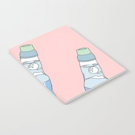 Kawaii Ramune Soda Drink Notebook