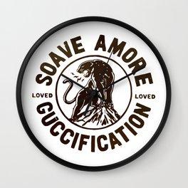 Soave Amore Wall Clock