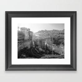 Medieval Toledo #2 Framed Art Print