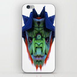 Funky Witch iPhone Skin