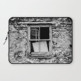 Wood, Glass and Stone Laptop Sleeve
