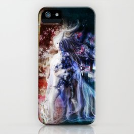 Narcisse iPhone Case