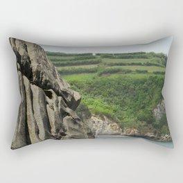 Azores Praia dos Moinhos Rectangular Pillow
