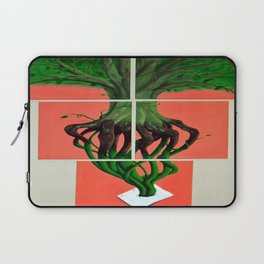 To Live Again Laptop Sleeve