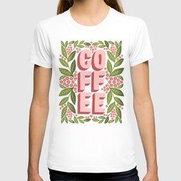 coffee cherries T-shirt
