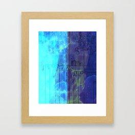 Inmate Framed Art Print