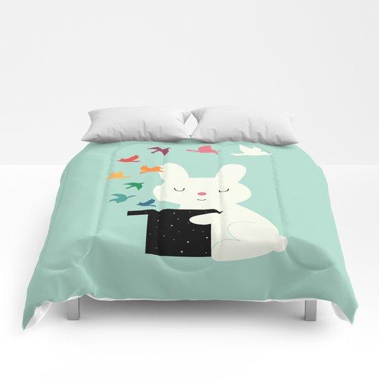 Magic Of Peace Comforters