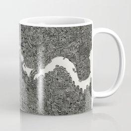 London map print Coffee Mug
