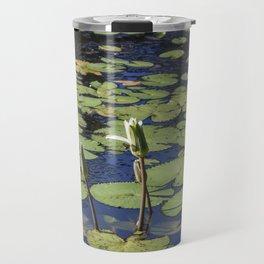 Lily Pond Travel Mug
