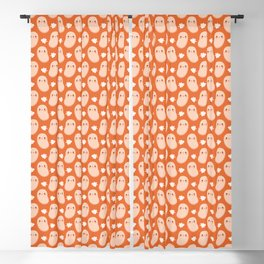 Baked beans farting Blackout Curtain