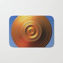 Golden Disc - for Circle Week Bath Mat