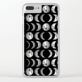 Phases Clear iPhone Case