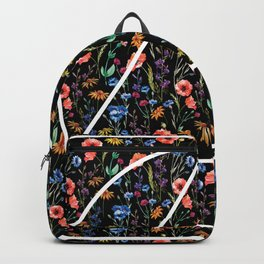 Tringle in the flowers Backpack