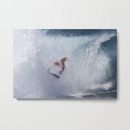 The Art Of Surfing In Hawaii 29 Metal Print