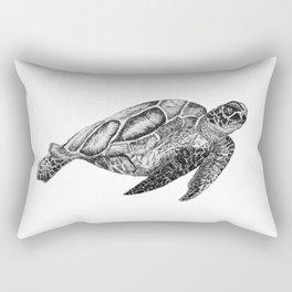the lil sea guy Rectangular Pillow