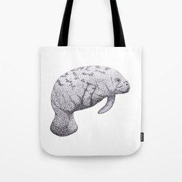 Manatee (Trichechus manatus) Tote Bag