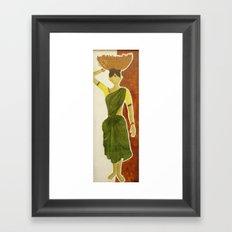 Uzhaipu Framed Art Print