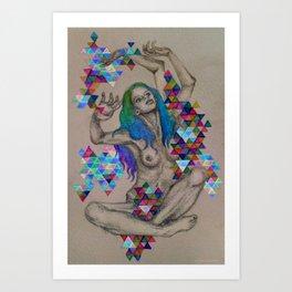 dimorphotheca  Art Print