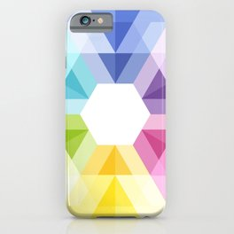 Fig. 025 Geometric shape iPhone Case