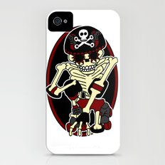 Derby de Muerta iPhone (4, 4s) Slim Case