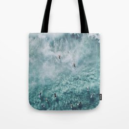 lets surf xx Tote Bag