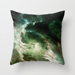 β Electra Throw Pillow