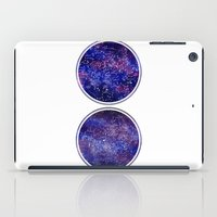 maps iPad Cases featuring Star Maps by Stevyn Llewellyn