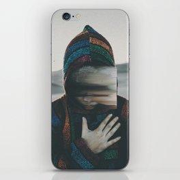 Spiritual Warrior iPhone Skin