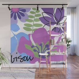 Frou Frou I Wall Mural