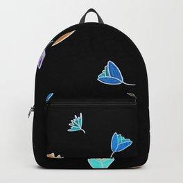 Flowers In Wonderland III Backpack