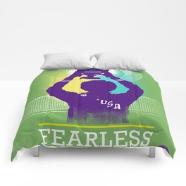 FEARLESS: Owns The Cup Comforters