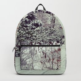 Winter Wonderland Backpack