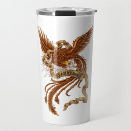 Phoenix - Ever Reborn Travel Mug