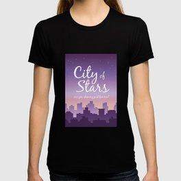 City of Stars La La Land T-shirt