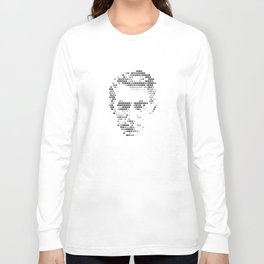 CLAUDE SHANNON | Legends of computing Long Sleeve T-shirt