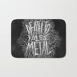 FALSE METAL Bath Mat