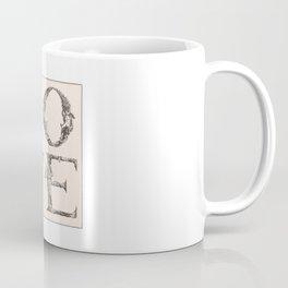Vintage LOVE Coffee Mug
