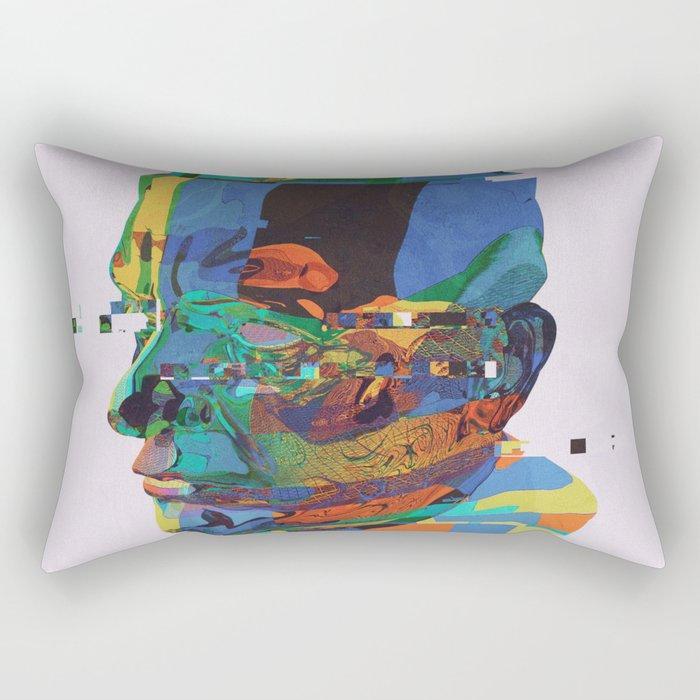 PORTRAIT_0001.BMP Rectangular Pillow