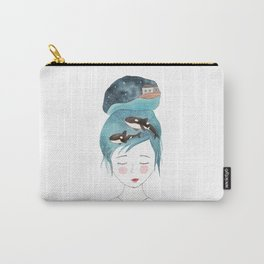 Magic in my head Carry-All Pouch