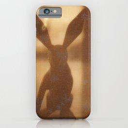 Rabbit Rabbit iPhone Case