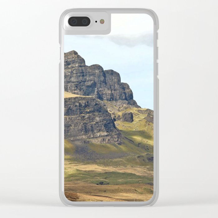 The Sanctuary of Skye. Clear iPhone Case