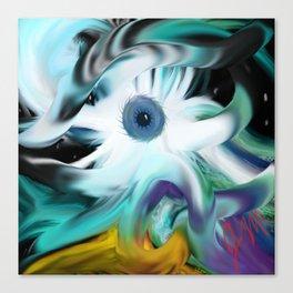 SpaceYe Canvas Print