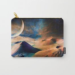 Volcanic Planet Carry-All Pouch