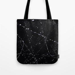 Dazed + Confused [Black] Tote Bag