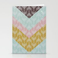 arrows Stationery Cards featuring arrows by Emma S