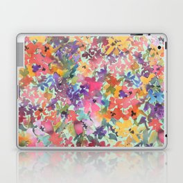 Prairie Wildflowers Laptop & iPad Skin