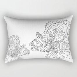Aries Rectangular Pillow