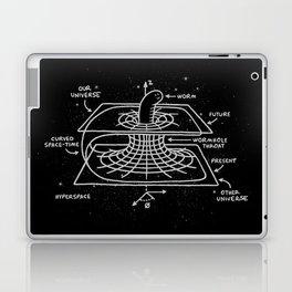Cosmic Wormhole Laptop & iPad Skin